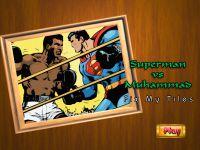 Superman gegen Mohammed Ali