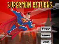 Superman Kehrt zurueck